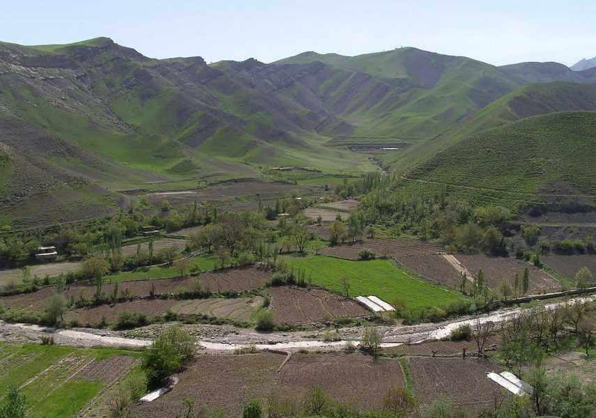 روستای ایدلیک کلات