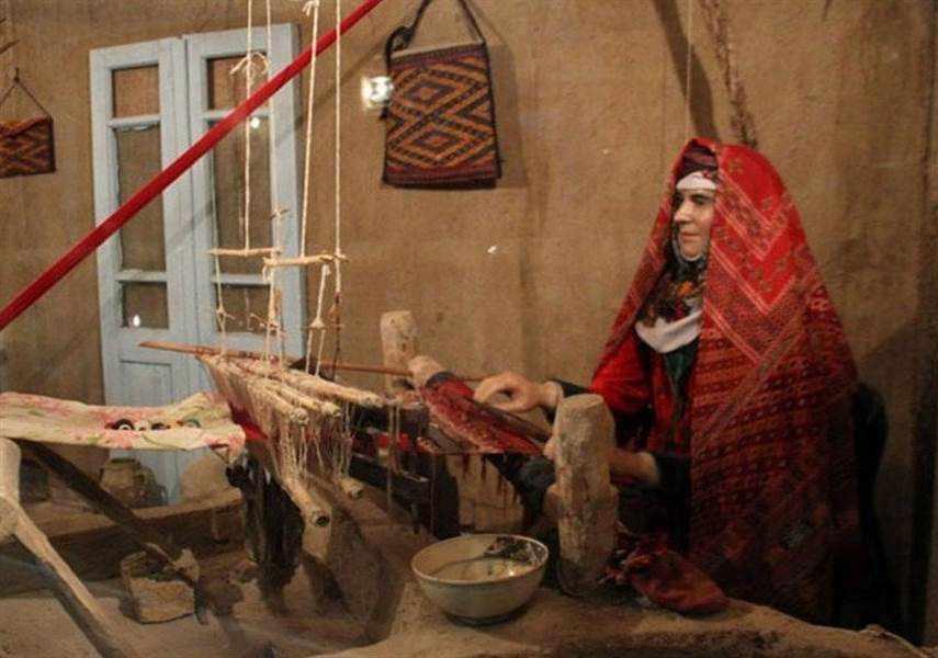 موزه مردم شناسی کلات