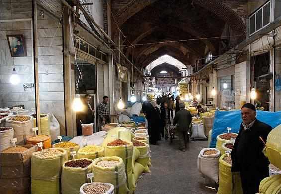 بازار دامغان
