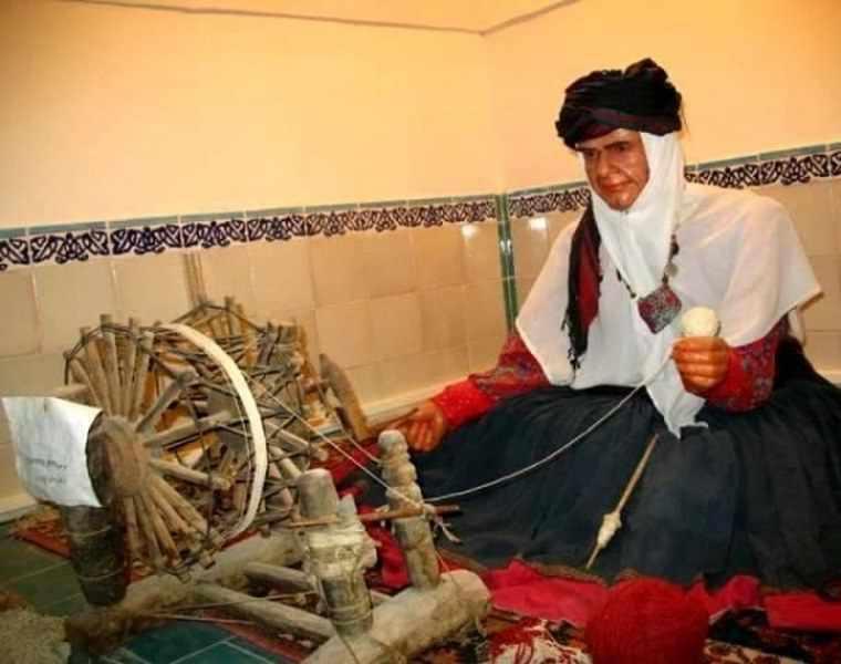 موزه مردم شناسی رفسنجان