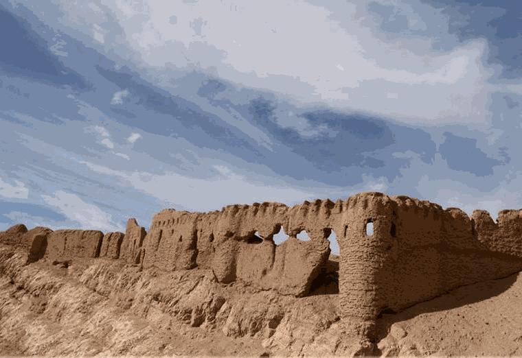 قلعه دختر کرمان