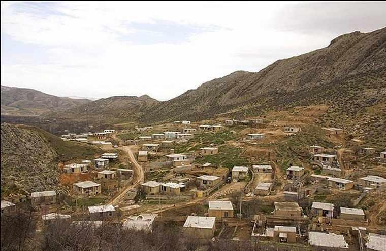 روستای درکش