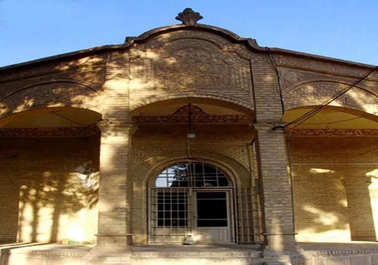 عمارت باقری