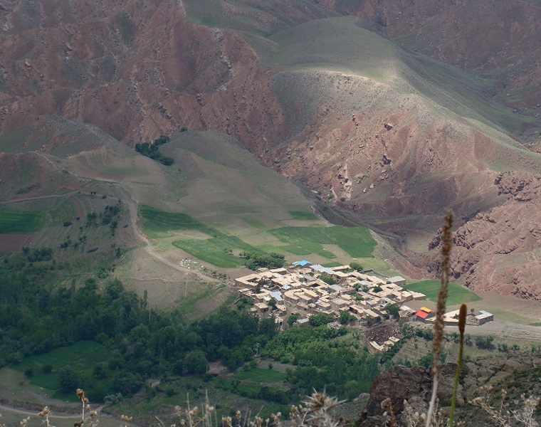 روستای برفریز