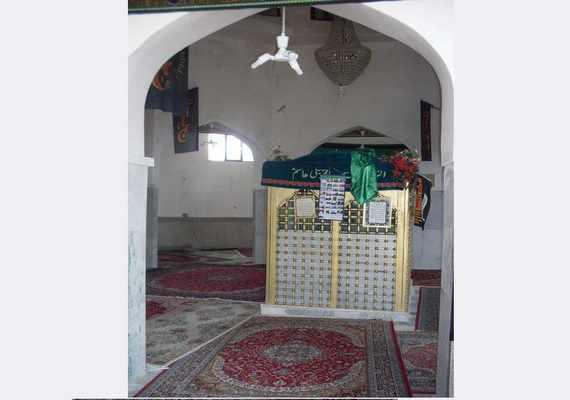 آستان مقدس امامزاده حسن (ع) ـ ساقی بیگ