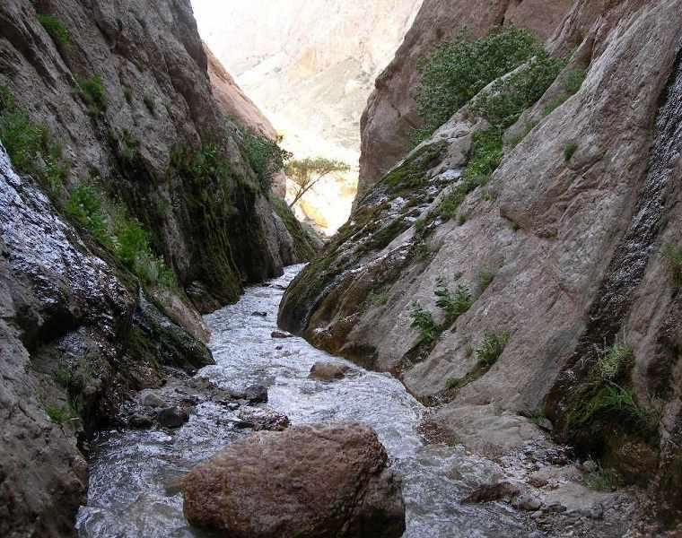 آبشار توی اسفراین