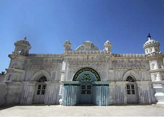 مسجد جامع رانگونی ها