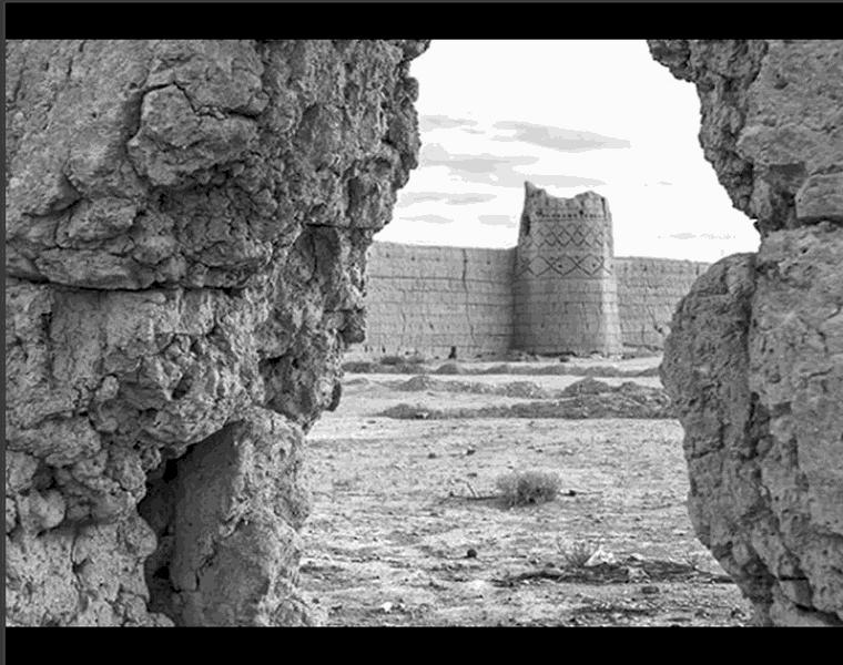 قلعه رباط ابرکوه