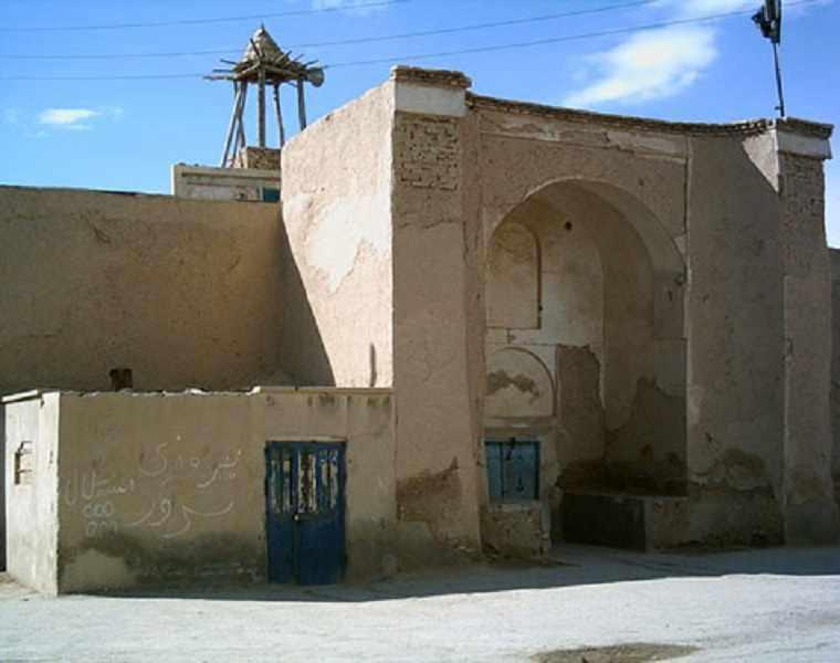 مسجد جامع جاجرم