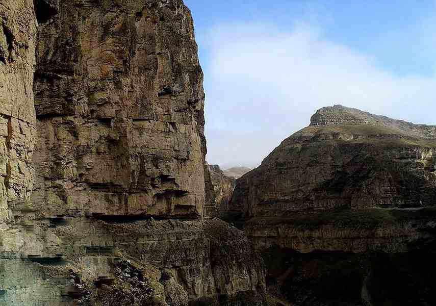 دره قله زو