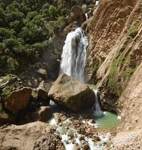 آبشار نگین