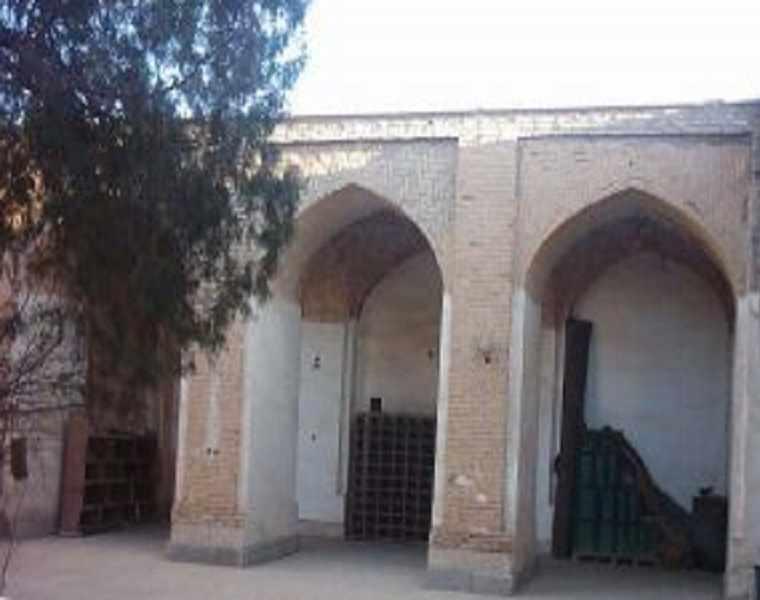 مسجد حسینیه قلعه