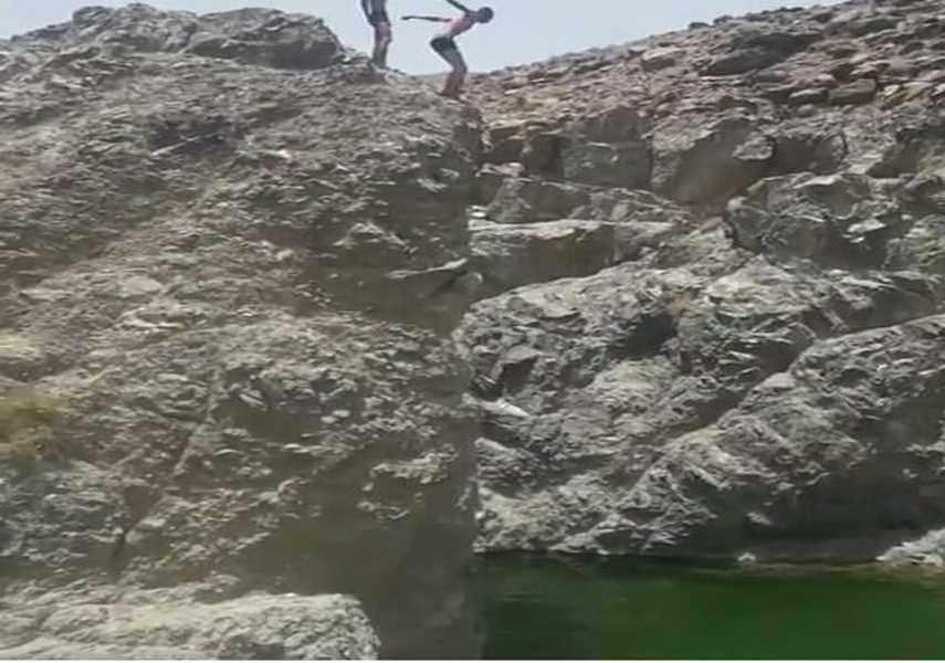 ارتفاعات سرکم شهرستان قلعه گنج