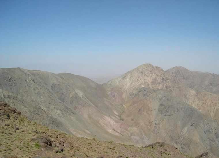 منطقه حفاظت شده کوه شیر