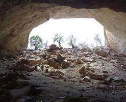 غار شب پره