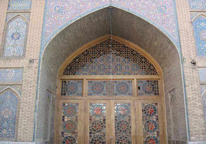 مسجد سید بم