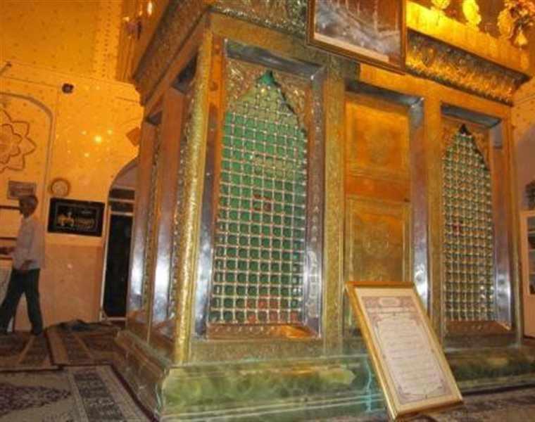 امامزاده سلیمان شاه