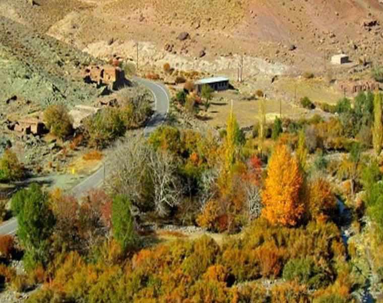 روستای بیدخوان