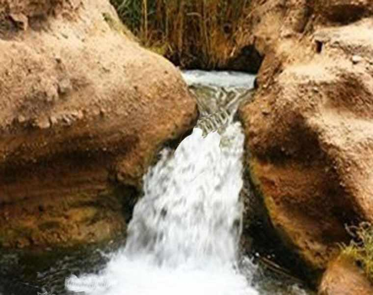 آبشار باغچمک