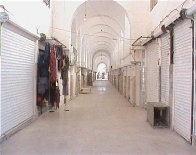 بازار سنتی بم