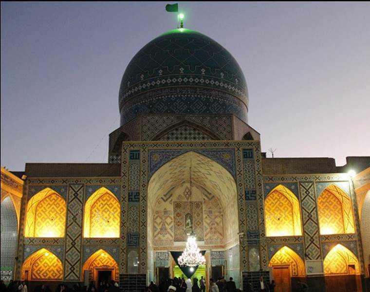 امامزاده صالح شهرستان انار کرمان