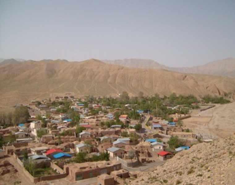 روستای حرجند