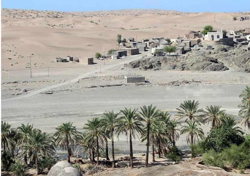 رمشک قلعه گنج کرمان