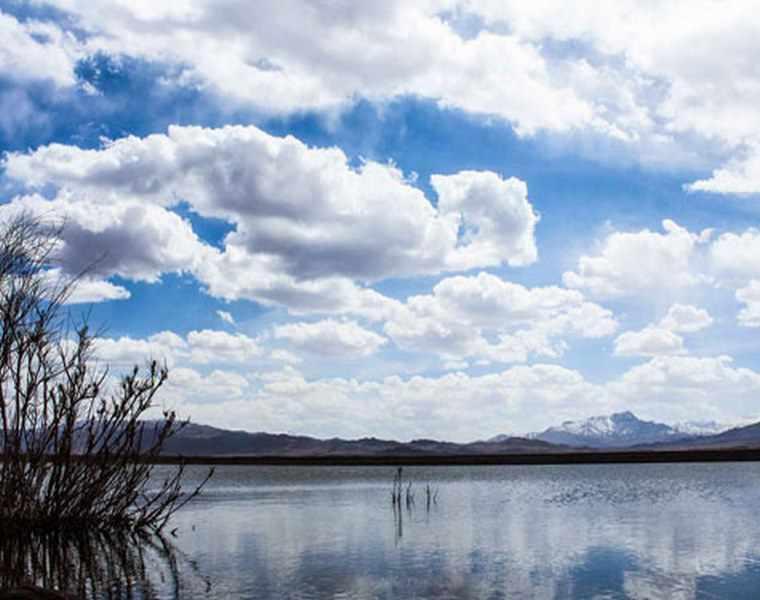دریاچه سد ترشاب