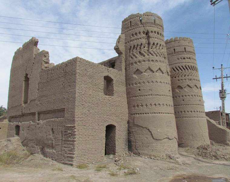 قلعه چغوک آباد