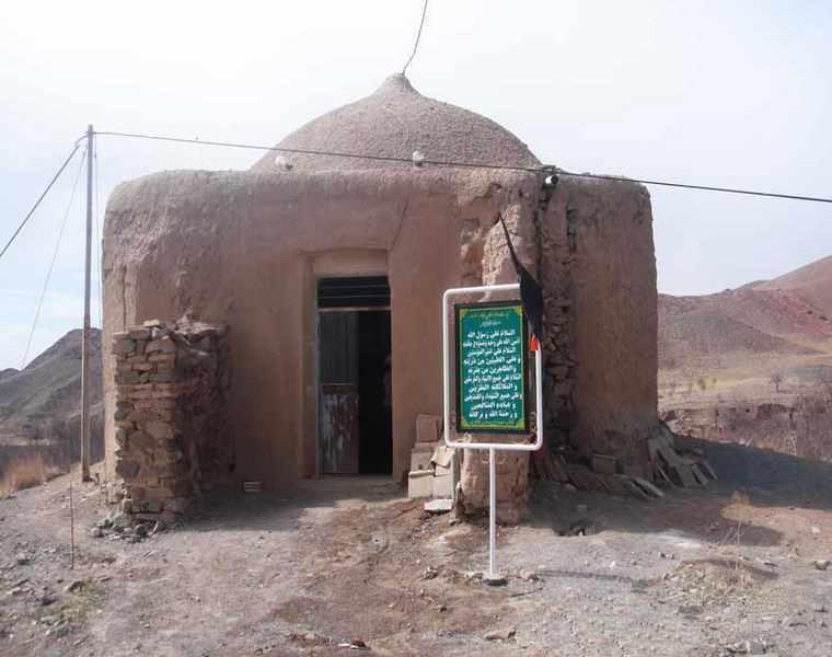 امامزادگان امیر سید ابوالفضل و امیر سید اسحق (علیهما السلام) روستای القور