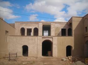 سکونتگاه ابراهیم بیک مسینایی