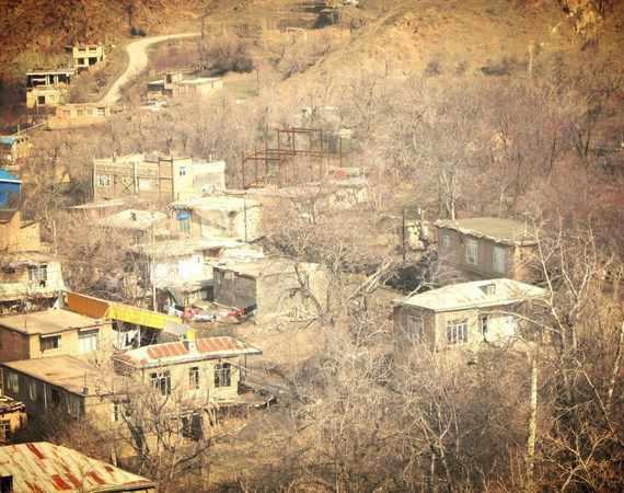 روستای گردشگری نغندر
