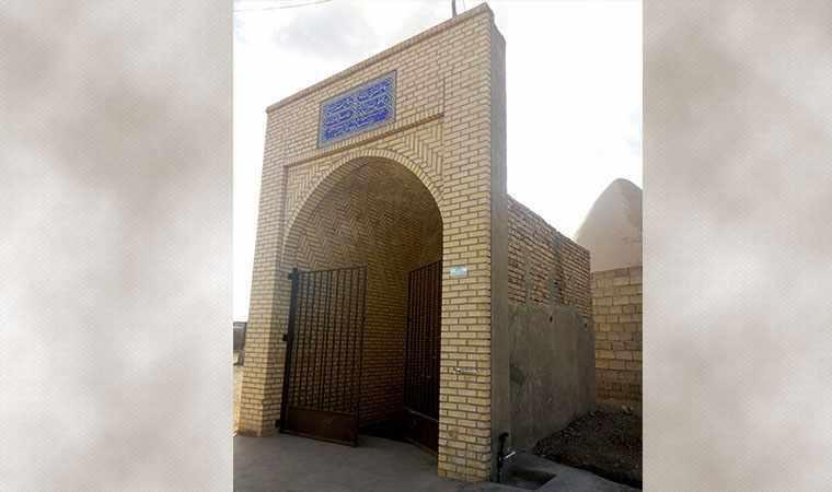 آب انبار حاج رضا فرخی