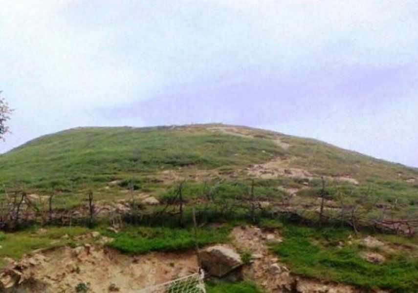 یارم تپه تاریخی درگز