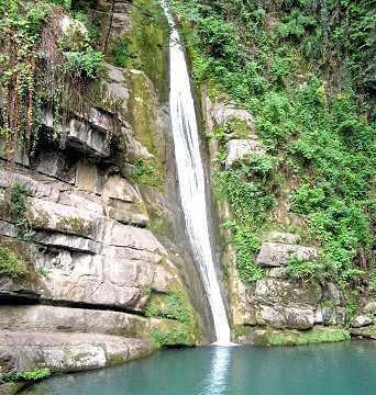 مجموعه آبشارهای شیرآباد