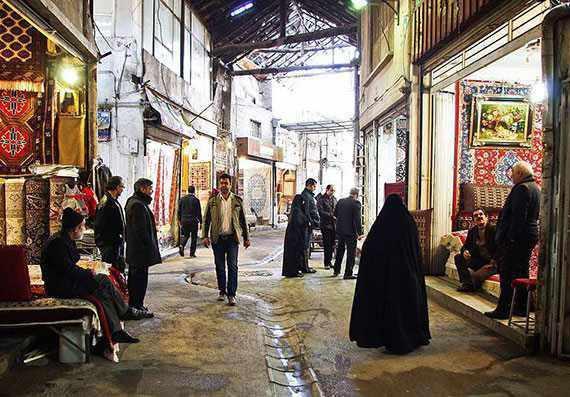 بازار سرشور مشهد