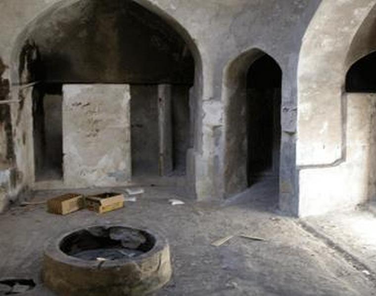 حمام قدیمی نجف خان