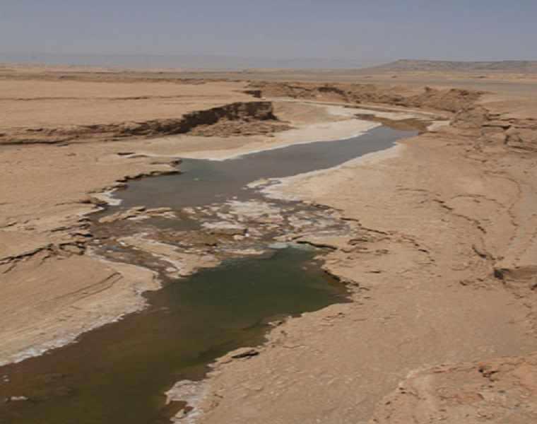 رودخانههای راور و قدرونی