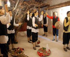 موزه مردم شناسی بیرجند گالری   تک اثر