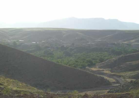 روستای زیبای آندرخ مشهد