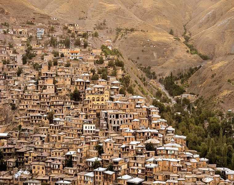 روستای کنگ، ماسوله خراسان