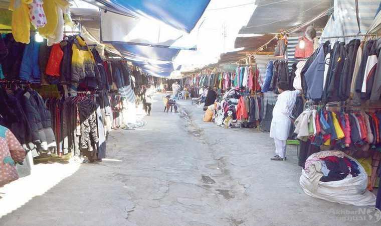 بازار سلمان زاده زاهدان