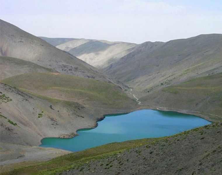 چشمه سبز گلمکان
