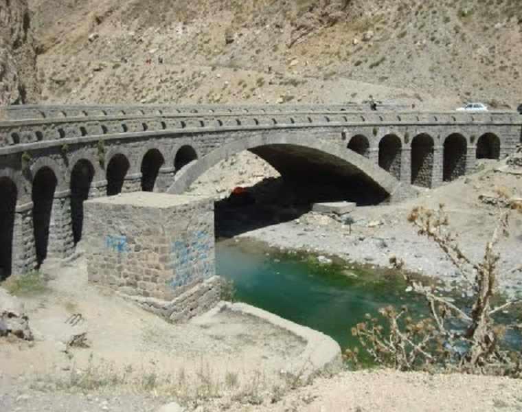 پل شاهی مشهد