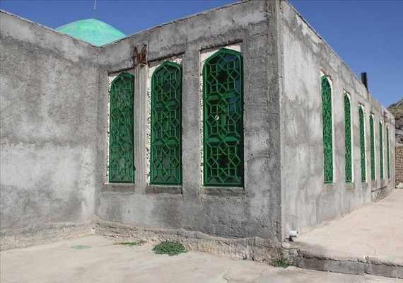 امامزاده عبدالعزیز (ع) دهسرخ