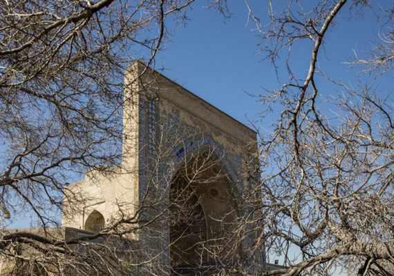 مصلی پایین شهر مشهد
