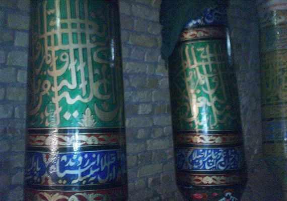 امامزادگان تبادکان (علیهم السلام) - روستای تبادکان