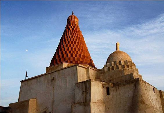 آرامگاه امامزاده میرمحمد حنفیه