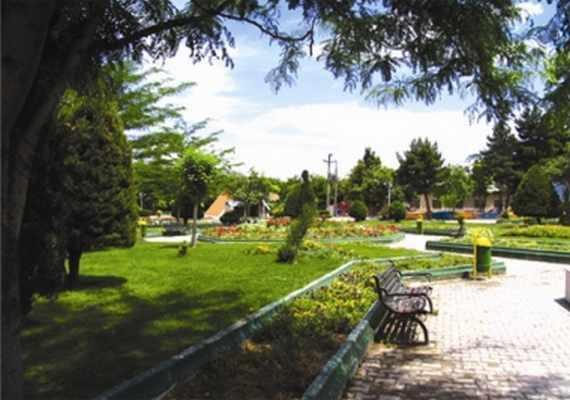 پارک امت مشهد