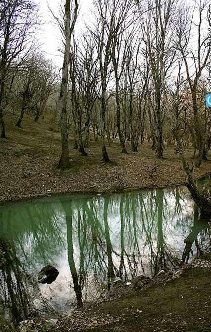 چشمه لاله گلستان